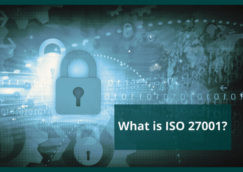 Blog 2 - What is ISO 27001_